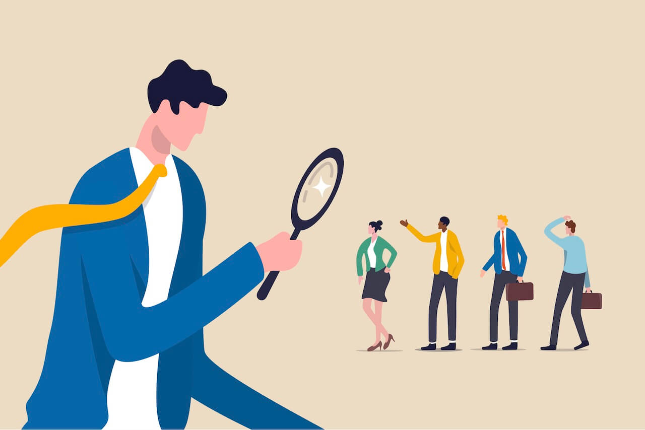 Hiring process attract engage top talent