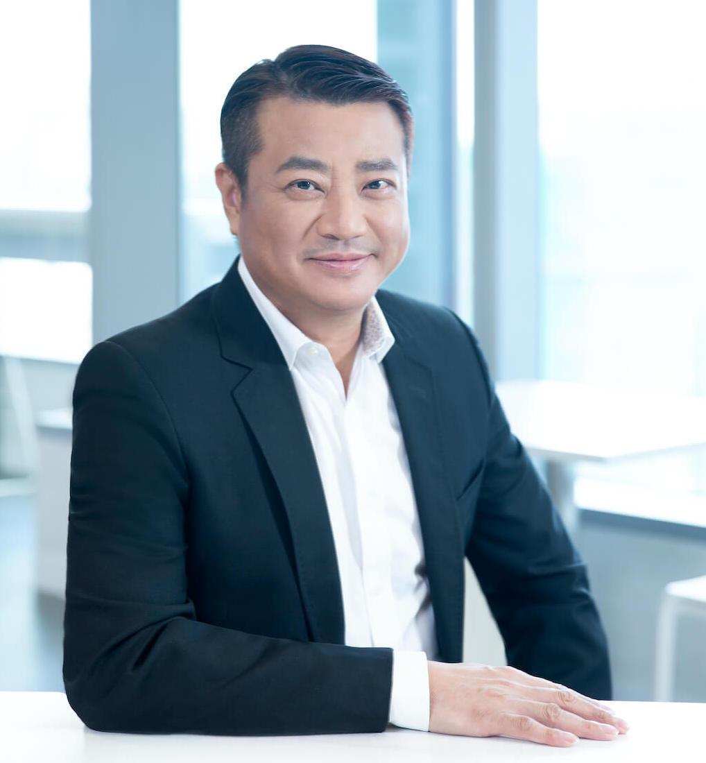 Blue digital Insurance HK Charles Hung