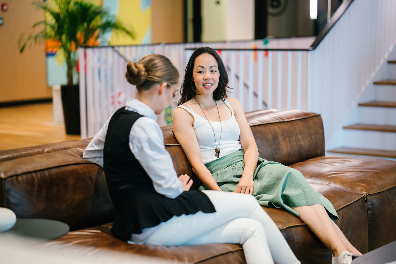 Talent management effective one-on-one check-ins